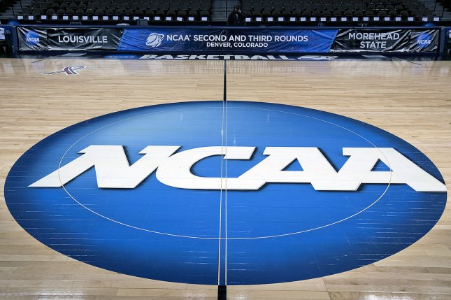 The 2020 men's and women's NCAA tournaments were canceled because of the coronavirus pandemic. File Photo by Gary C. Caskey/UPI
