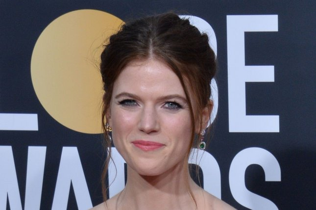 Rose Leslie has signed on to star in an HBO series based on the novel The Time Traveler's Wife. File Photo by Jim Ruymen/UPI
