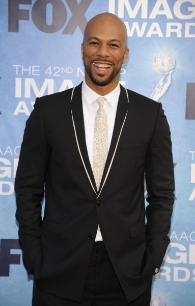 Recording artist Common attends the 42nd NAACP Image Awards Awards held at the Shrine Auditorium in Los Angeles on March 4, 2011. UPI/Phil McCarten