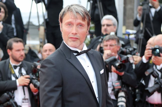 Mads Mikkelsen divulged his role in Lucasfilm's upcoming Star Wars: Rogue One, during a recent interview. File Photo by David Silpa/UPI