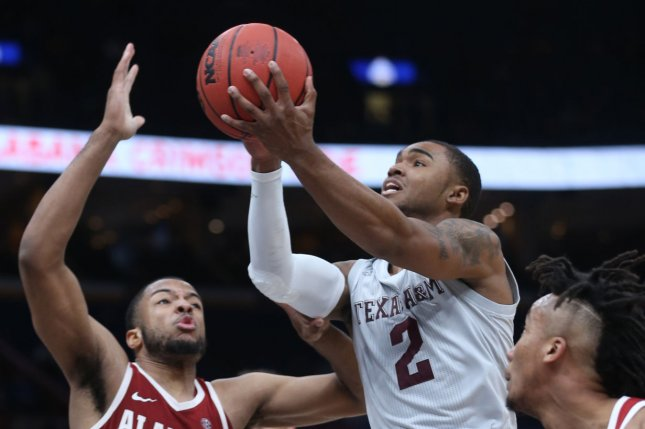 Texas A&M tops Providence 73-69 in NCAA tournament first round