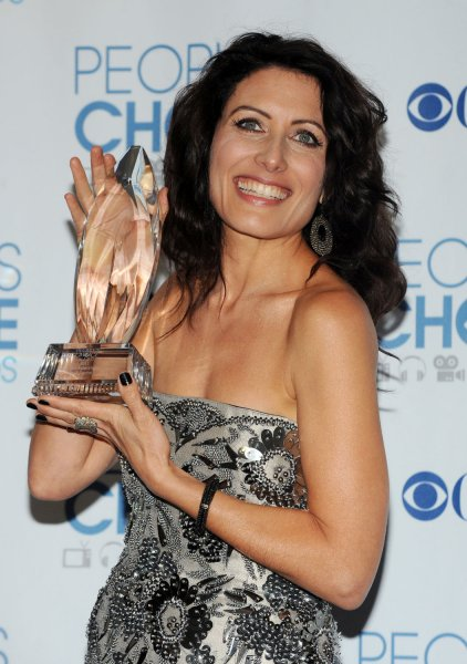 Actress Lisa Edelstein, winner of the favorite TV drama Actress award for House, will reportedly be leaving the series. UPI/Jim Ruymen