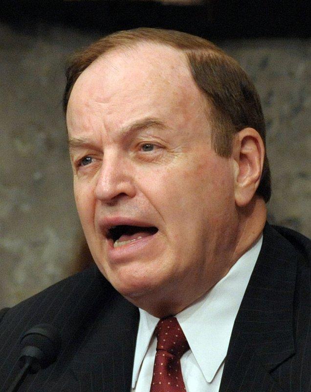 Sen. Richard Shelby (UPI Photo/Roger L. Wollenberg)