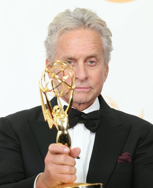 Michael Douglas: I'm working things out with Catherine Zeta-Jones