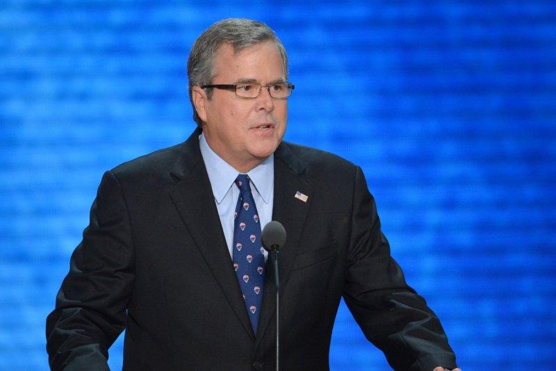 Former Florida Governor Jeb Bush. (Kevin Dietsch/UPI)