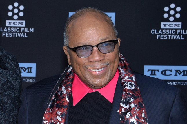 Netflix is set to release a documentary on Quincy Jones, pictured here, directed by his daughter Rashida Jones. File Photo by Jim Ruymen/UPI