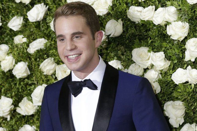 Ben Platt gave his final performance in Dear Evan Hansen Sunday, a production he has starred in for over 3 years. File Photo by John Angelillo/UPI