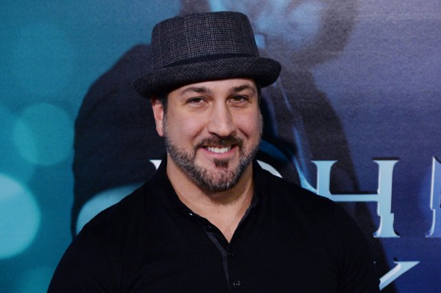 Joey Fatone shot down rumors 'N Sync will join Justin Timberlake during his Super Bowl LII halftime show performance. File Photo by Jim Ruymen/UPI