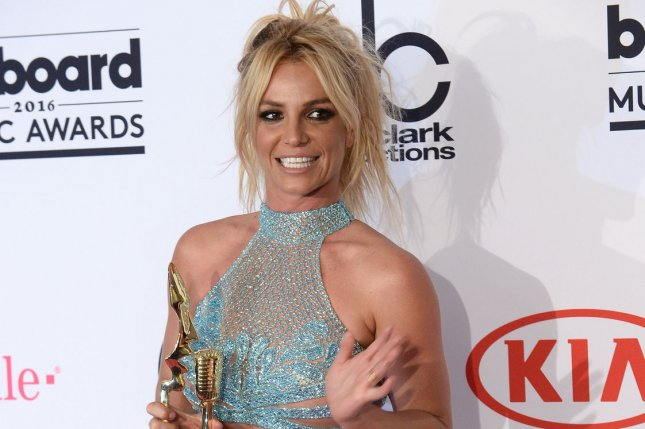 Britney Spears has canceled her Domination residency in Las Vegas. File Photo by Jim Ruymen/UPI
