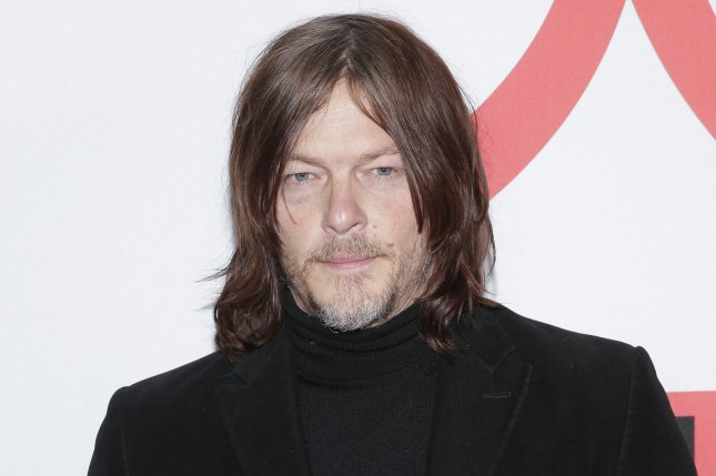 Norman Reedus plays Daryl Dixon on The Walking Dead. File Photo by John Angelillo/UPI