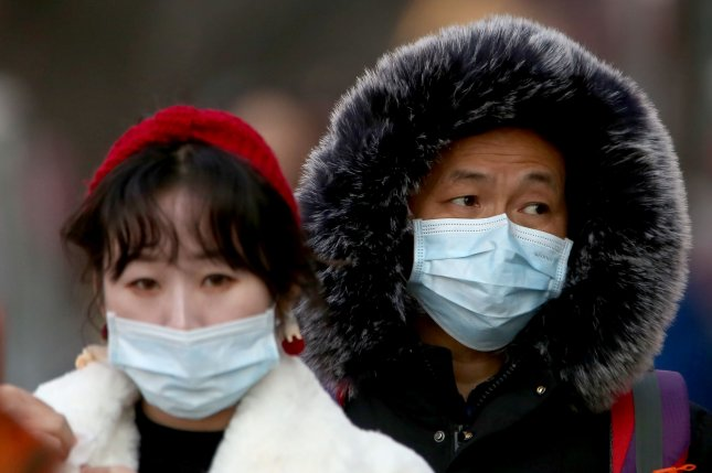 South Korea is stepping up measures amid the coronavirus outbreak in neighboring China. Photo by Stephen Shaver/UPI