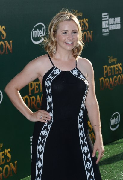 Beverley Mitchell attends the premiere of Pete's Dragon at the El Capitan Theatre in the Hollywood section of Los Angeles on August 8, 2016. The actor turns 40 on January 22. File Photo by Jim Ruymen/UPI