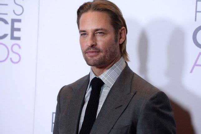 Actor Josh Holloway appears backstage during the 42nd annual People's Choice Awards in Los Angeles on January 6, 2016. Photo by Jim Ruymen/UPI