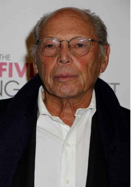 The Producers Guild of America is to honor Irwin Winkler in January. He is seen here at the premiere of The Five-Year Engagement in New York on April 18, 2012. File Photo by Laura Cavanaugh/UPI