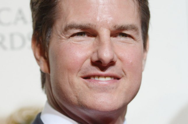 American actor Tom Cruise attends the winner's room at the EE British Academy Film Awards in London on February 14, 2016. The second trailer for his upcoming movie The Mummy was released on Sunday. File Photo by Rune Hellestad/UPI