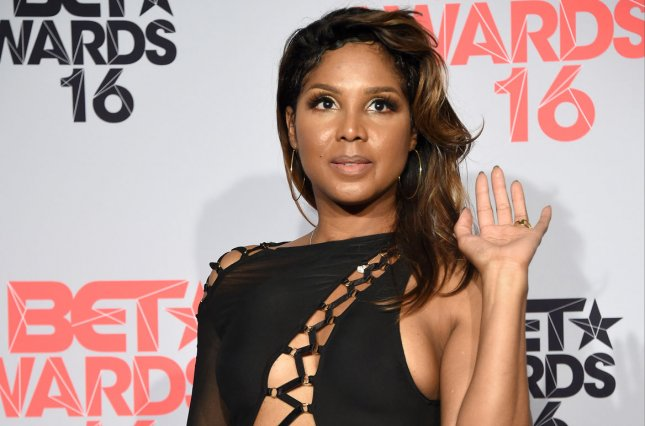 Singer Toni Braxton. Rapper Birdman said on The Wendy Williams Show that Braxton is his life. File Photo by Phil McCarten/UPI