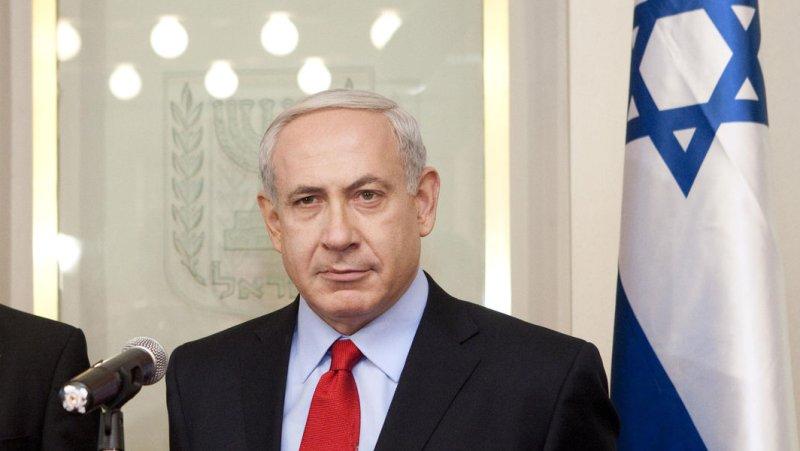 Israeli Prime Minister Benjamin Netanyahu. UPI/Abir Sultan