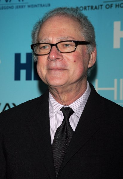 Barry Levinson arrives for the HBO Premiere of His Way at the Time Warner Screening Room in New York on March 30, 2011. UPI /Laura Cavanaugh