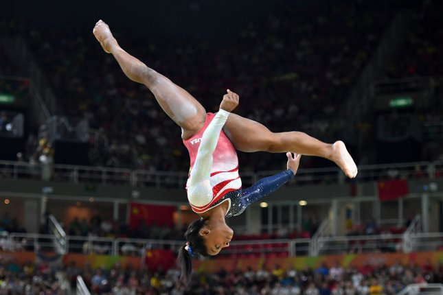 Rio Olympics Simone Biles Final Five Dominate In