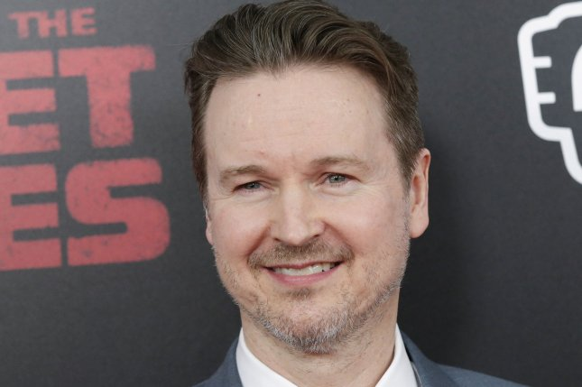 Filmmaker Matt Reeves arrives on the red carpet at the War for the Planet Of The Apes premiere on July 10. Reeves has announced on Twitter that his upcoming film The Batman with Ben Affleck does take place in the DC extended universe. File Photo by John Angelillo/UPI