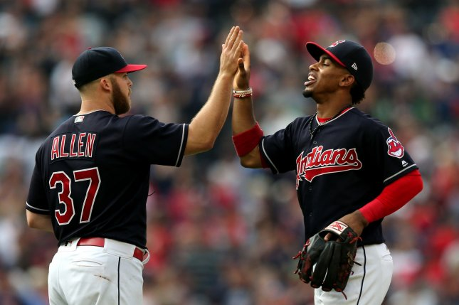 Indians, Dodgers teams to beat as playoffs begin