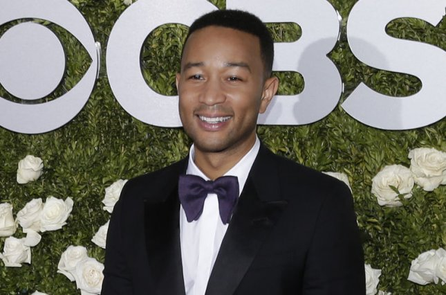 John Legend will play the title role in Jesus Christ Superstar Live in Concert! File Photo by John Angelillo/UPI