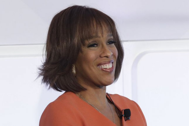 Gayle King attends the Forbes Women's Summit on May 12, 2016. File Photo by John Angelillo/UPI