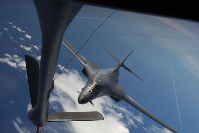 The United States has formally suspended the deployment of B-1B Lancers to the Korean Peninsula. File Photo by Tech. Sgt. Richard P. Ebensberger/U.S. Air Force