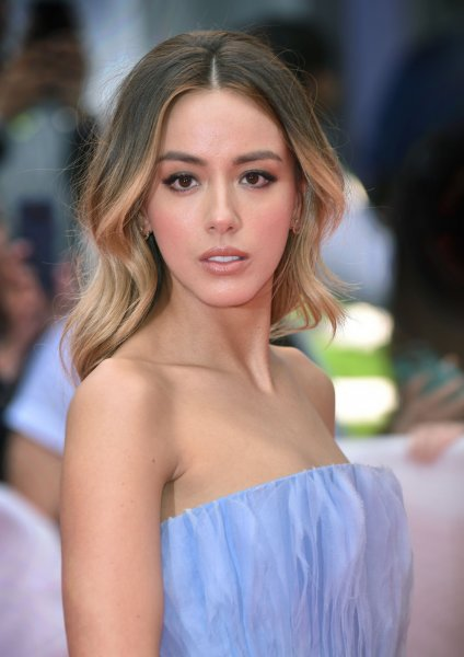 Actress Chloe Bennet arrives for the world premiere gala screening of Abominable at the Toronto International Film Festival on September 7. Photo by Chris Chew/UPI