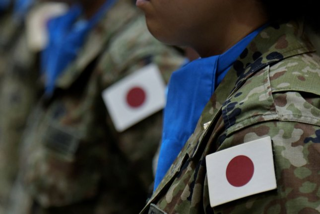 North Korea warned Japan against deployment in the Middle East on Monday. File Photo by Keizo Mori/UPI