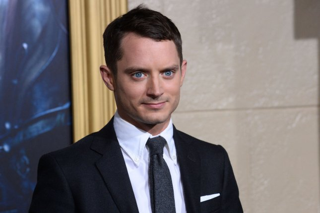 Elijah Wood plays Frodo Baggins in the Lord of the Rings movies, coming to Hulu in December. File Photo by Jim Ruymen/UPI