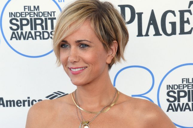 Kristen Wiig. File Photo by Jim Ruymen/UPI