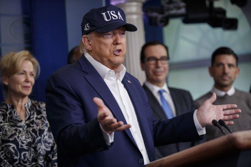 President Trump declares national emergency