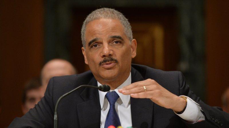 Attorney General Eric Holder. UPI/Kevin Dietsch