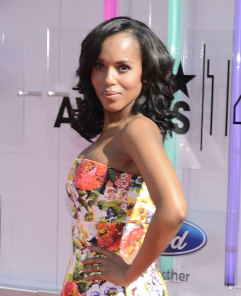 Kerry Washington of 'Scandal.' (UPI/Phil McCarten)