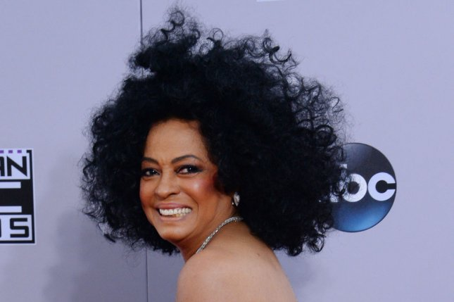 Diana Ross joined Twitter on Wednesday. File photo by Jim Ruymen/UPI