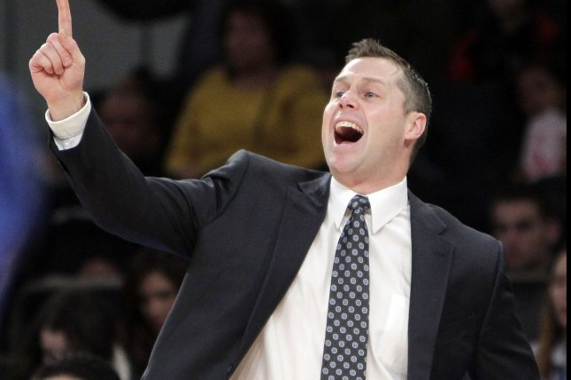 Memphis Grizzlies head coach David Joerger. UPI/John Angelillo