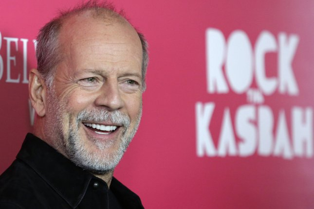 Bruce Willis at the New York premiere of Rock the Kasbah on October 19, 2015. The actor will star in Eli Roth's Death Wish remake. File Photo by John Angelillo/UPI