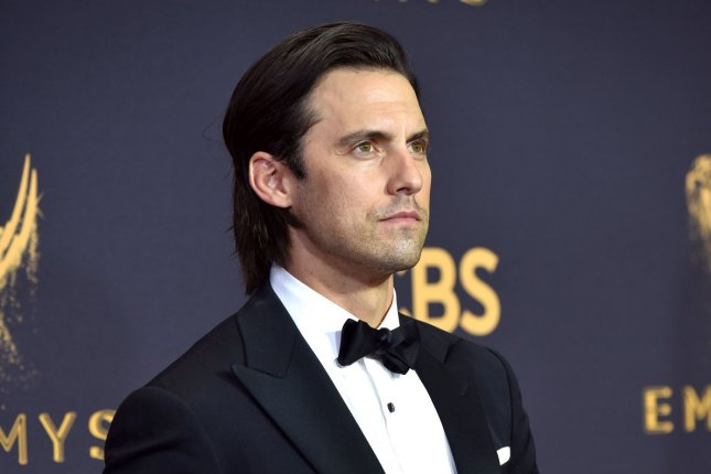 Milo Ventimiglia plays father-of-three Jack Pearson on the NBC series This is Us. File Photo by Christine Chew/UPI