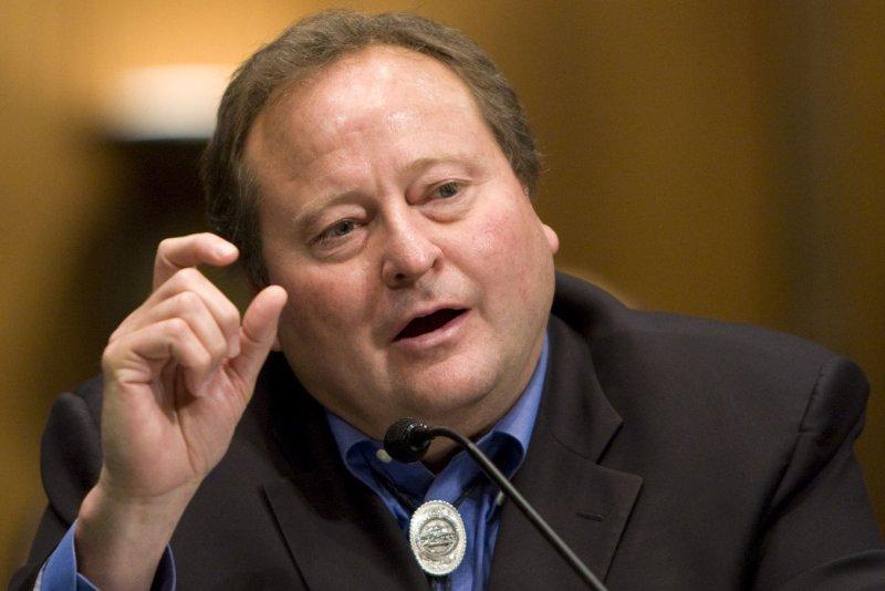 Former Montana Gov. Brian Schweitzer. (UPI Photo/Patrick D. McDermott)