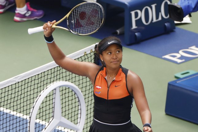 Belinda Bencic is now 3-1 against Naomi Osaka (pictured), with three consecutive wins against the world's No. 1 player in 2019. Photo by John Angelillo/UPI