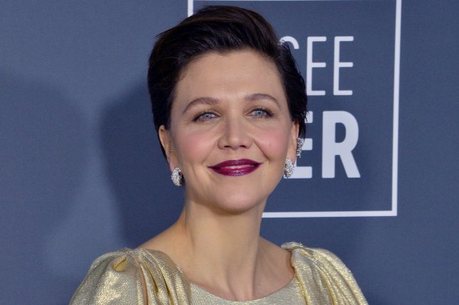 Maggie Gyllenhaal is set to portray Gladys Presley in the upcoming Elvis Presley biopic. File Photo by Jim Ruymen/UPI