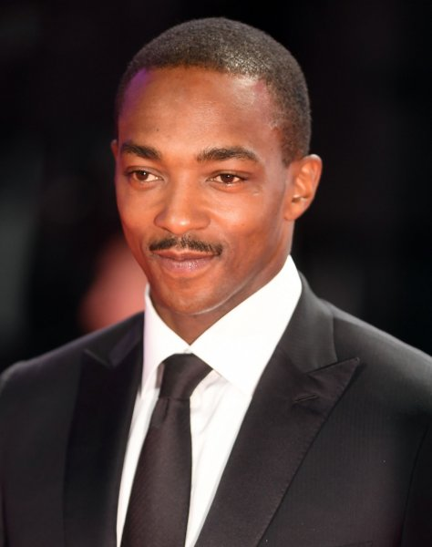 Anthony Mackie attends the Seberg premiere at the 76th Venice Film Festival on August 30, 2019. The actor turns 42 on September 23. File Photo by Rune Hellestad/UPI