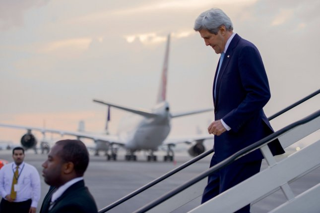 Secretary of State John Kerry is headed to Geneva for urgent talks on the Syrian conflict. Photo by U.S. Department of State
