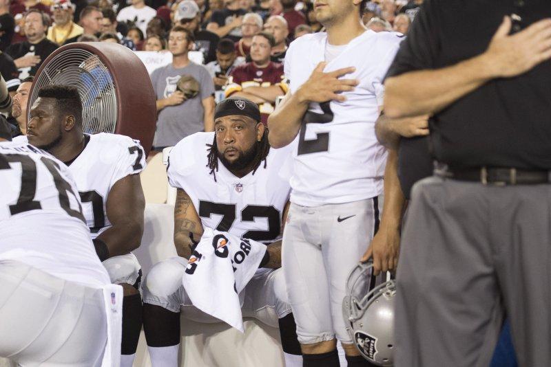 Raiders OT Penn to undergo surgery, snapping streak