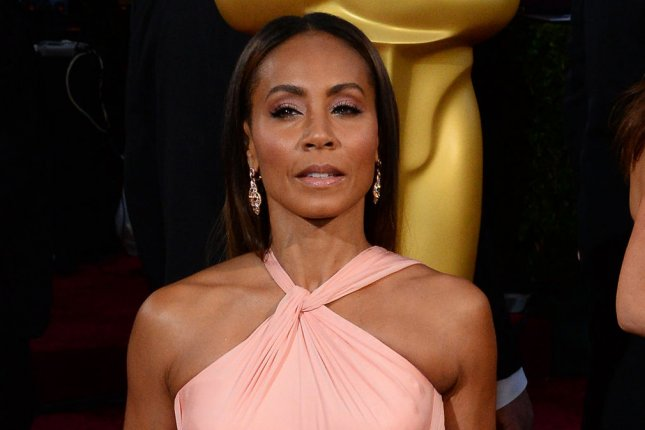 Jada Pinkett Smith. UPI/Jim Ruymen