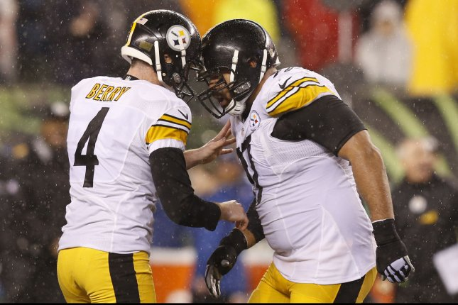 Kicker Chris Boswell the fourth Killer B for Pittsburgh ...