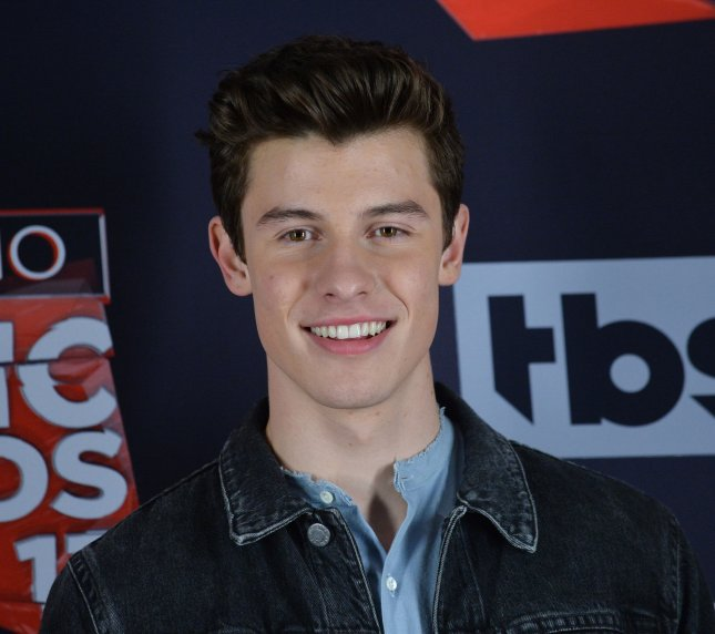Singer Shawn Mendes appears backstage during the iHeartRadio Music Awards on March 5. Mendes will be the first artist featured on the new version of MTV Unplugged when it debuts next month. File Photo by Jim Ruymen/UPI
