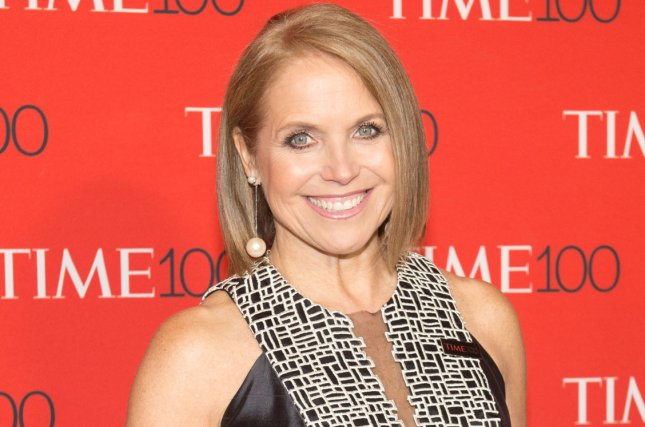 Katie Couric will be co-hosting the opening for the upcoming Winter Olympics alongside Mike Tirico. File Photo by Bryan R. Smith/UPI