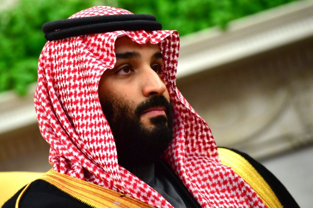 A Saudi journalist critical of the policies of Crown Prince Mohammed bin Salman, pictured, has been missing since Tuesday when he visited the Saudi consulate in Istanbul, Turkey. File Photo by Kevin Dietsch/UPI